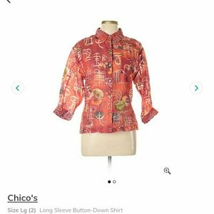 Chico's Woman's Top